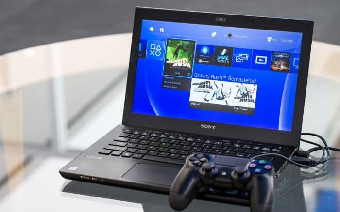 How To Play PS4 On A Laptop Screen With HDMI
