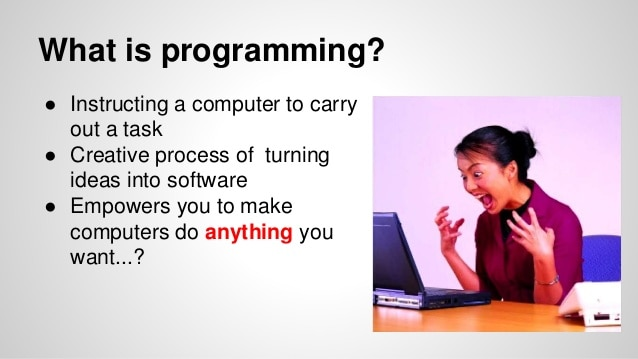 What is Programming