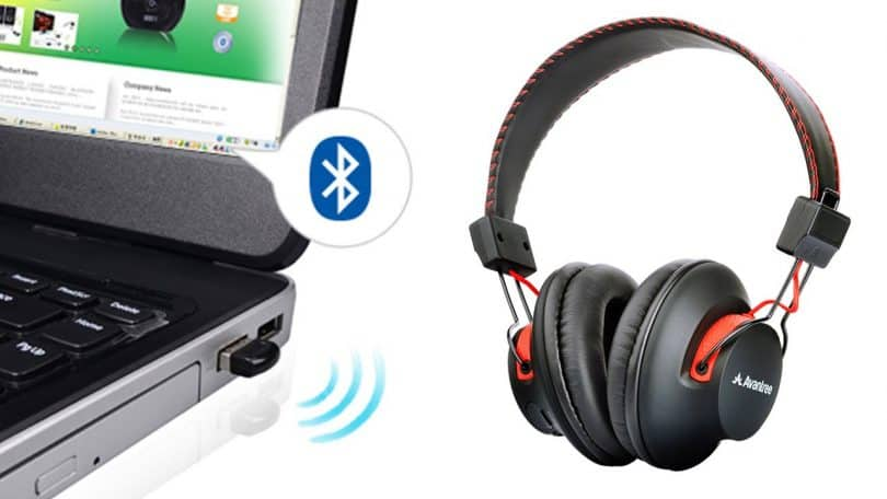 can you use bluetooth headphones on a laptop