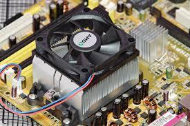 remove the processor