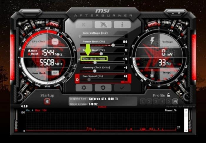 How to Underclock GPU AMD 3