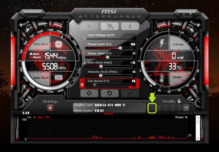 How to Underclock GPU AMD 5