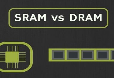 Difference between SRAM and DRAM