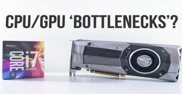 What is a CPU/GPU Bottleneck?
